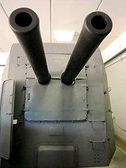 twin mount OTO 100 mm DP