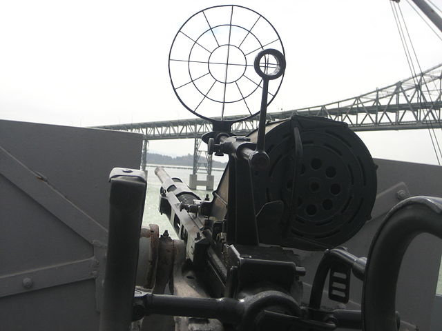 Oerlikon Gun 20 mm