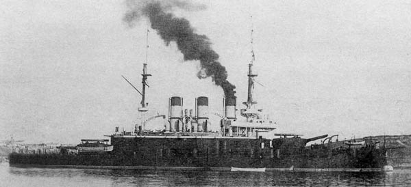 Photo of the Potemkine on navsource narod.ru