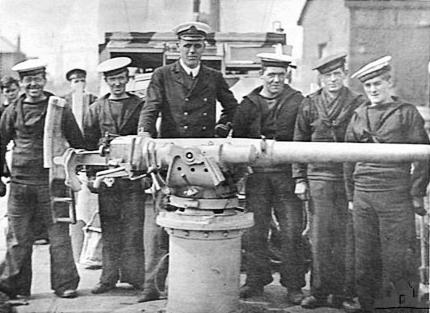 Hotchkiss 47mm gun
