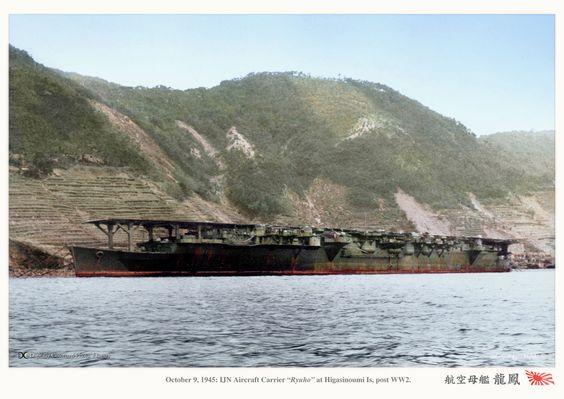 IJN Ryuho in 1944