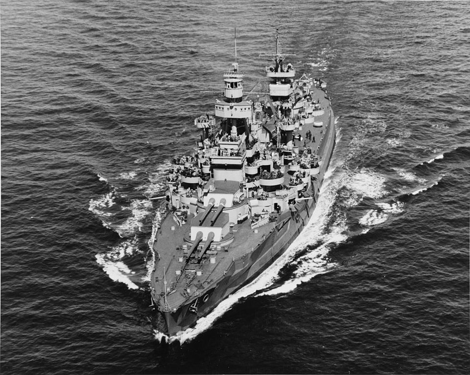 USS Wyoming BB33