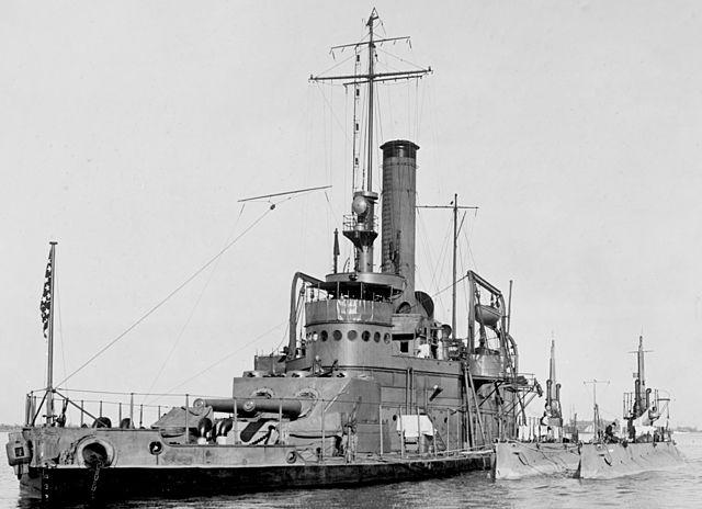 USS Florida BM9