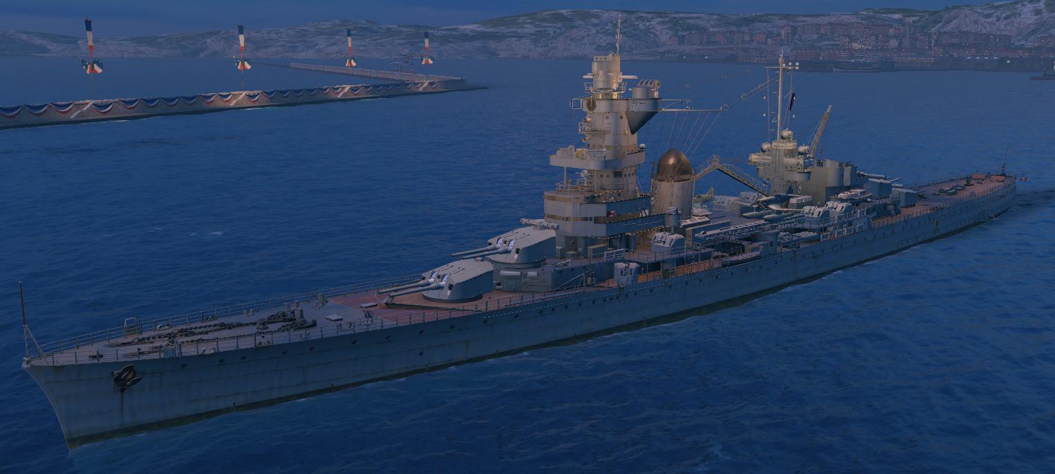 croiseur algérie