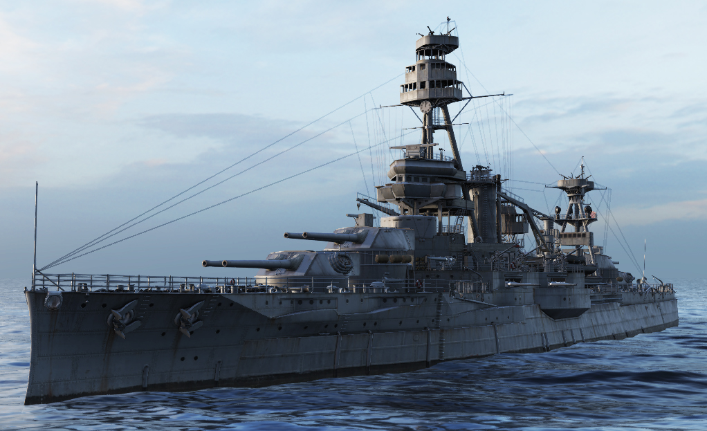 USS New York rendition wow