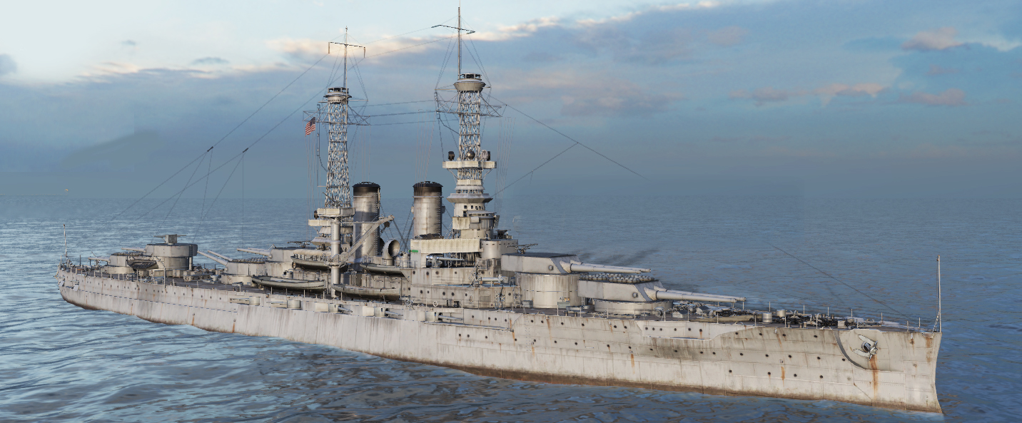 wow rendition uss wyoming