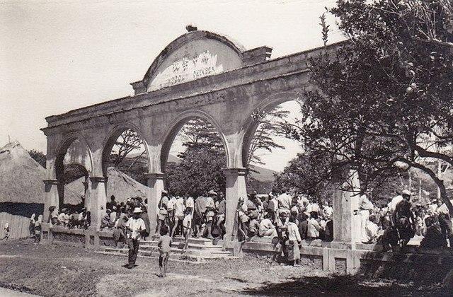 Alieu, Portuguese Timor