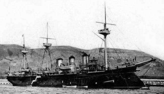 Amiral Cecille