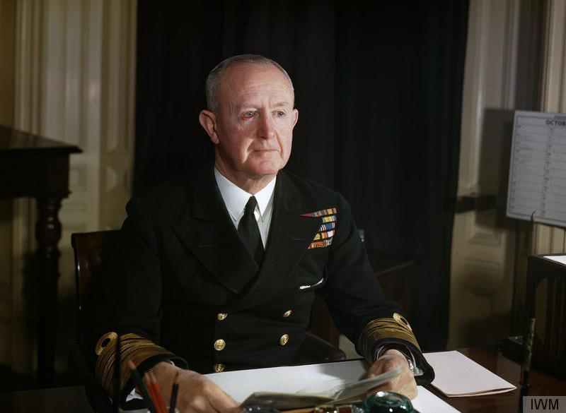 Admiral Andrew Cunningham
