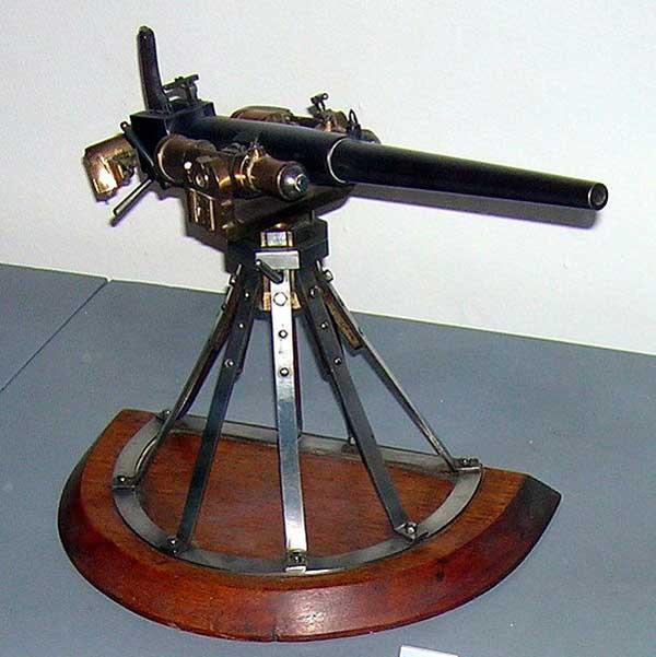 1877 47 mm gun