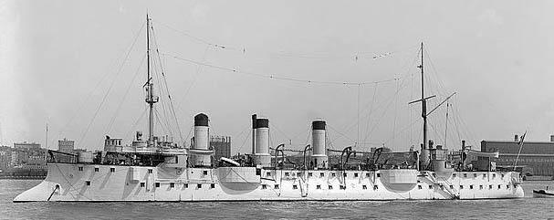 Cruiser Chasseloup Laubat LOC 4a15950v (CC)