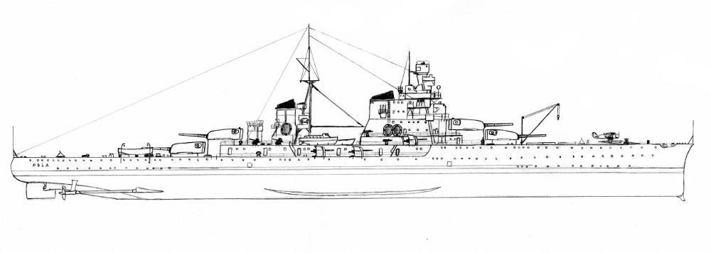 Cruiser Pola