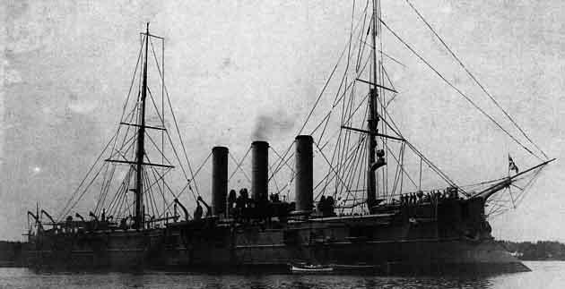 Dvina 1910s