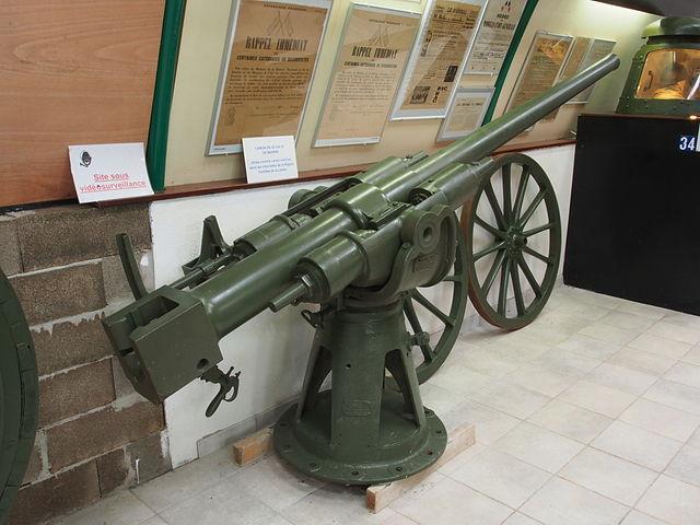 Canon de 65 mm