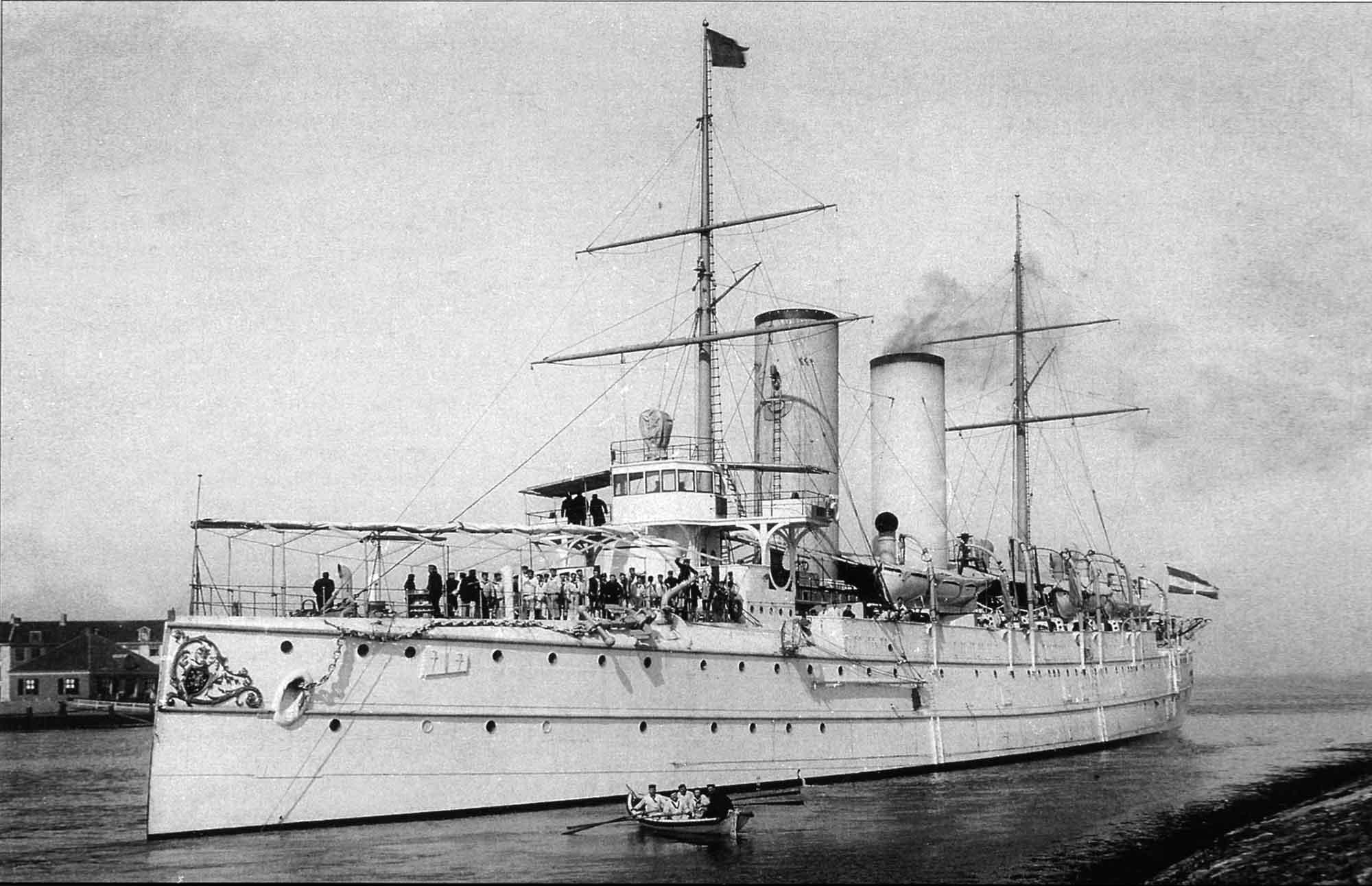 Holland class cruisers
