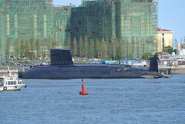 Han class submarines