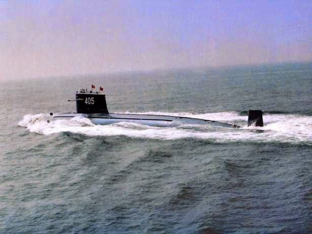 Han class boat