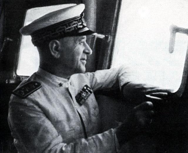 Admiral Inigo Campioni
