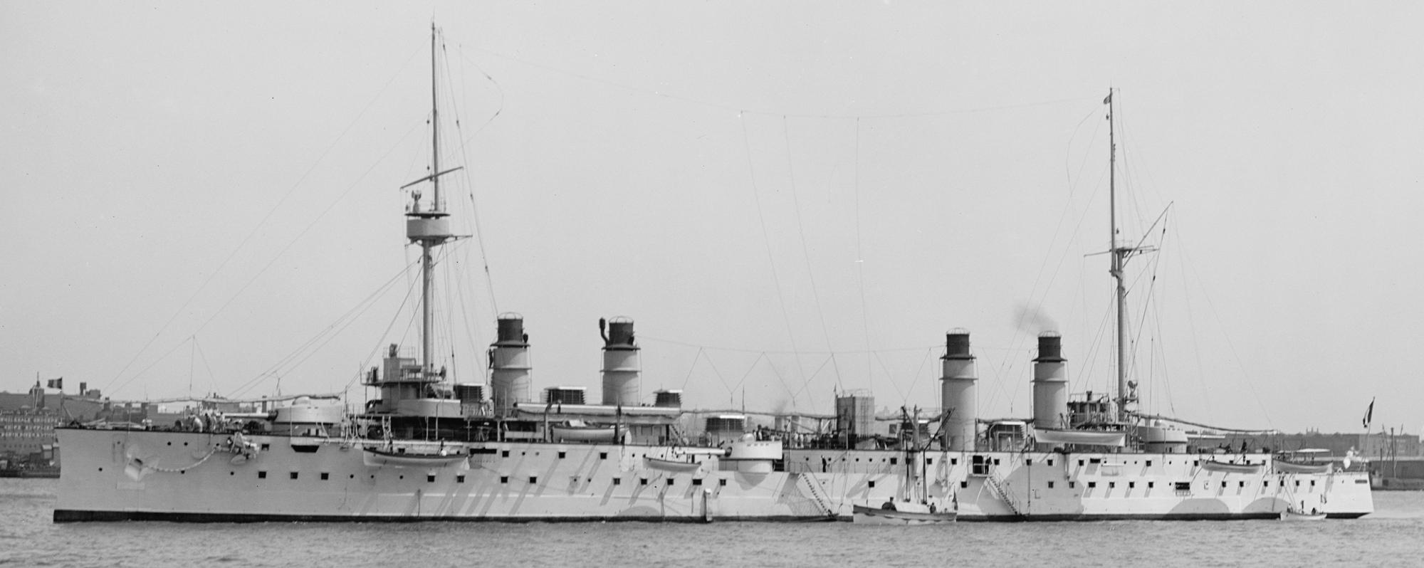 WW1 French Cruisers