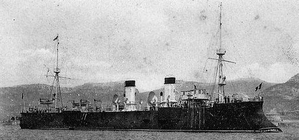 Cruiser Lavoisier