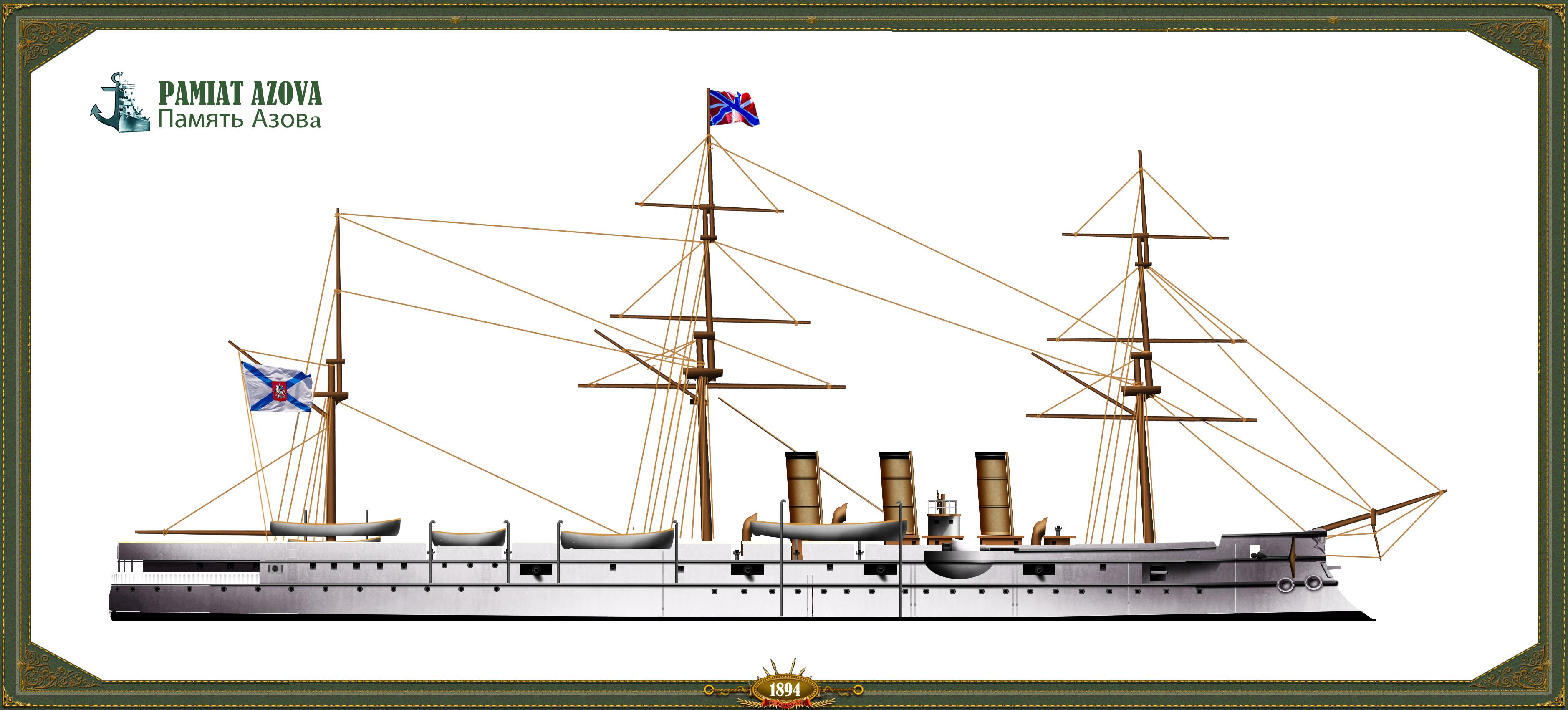 Pamiat Azova 1894