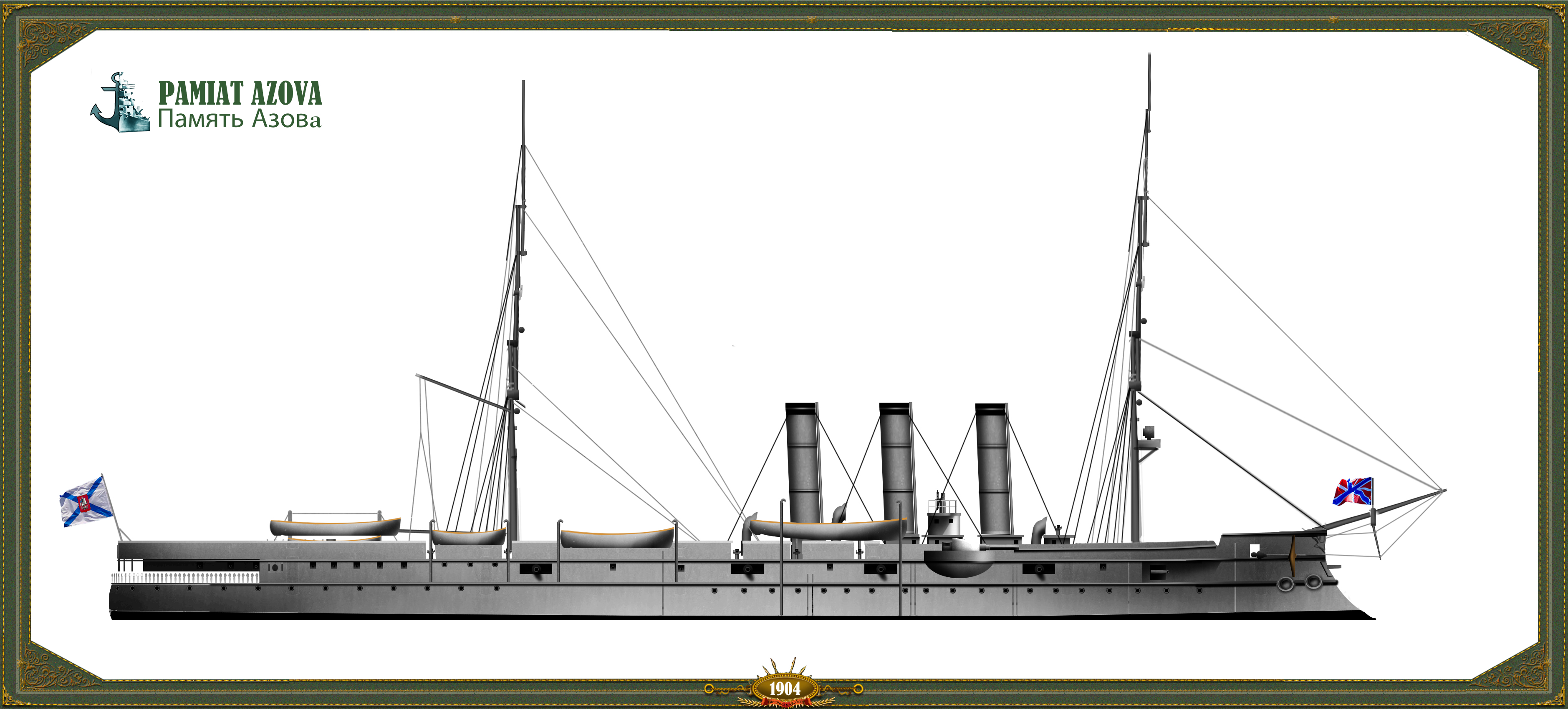 Dvina 1904