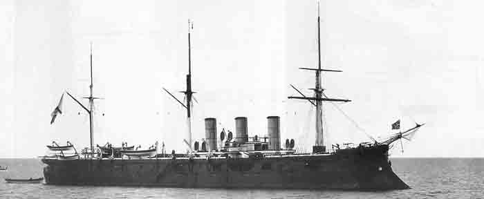 Pamiat in 1902