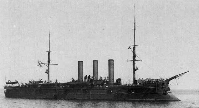 Pamiat Azova in 1906