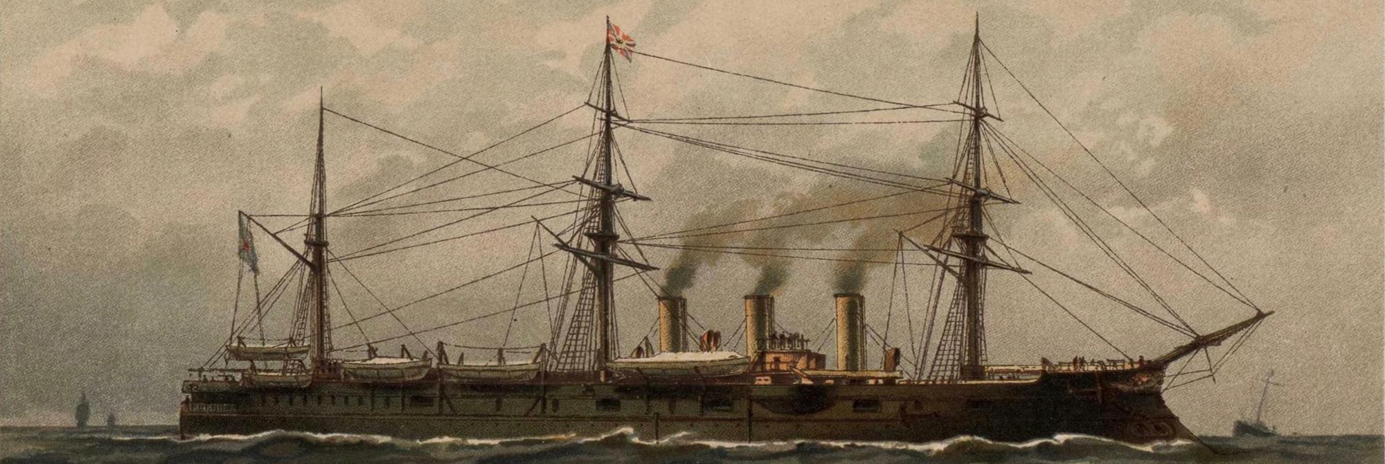 Pamiat Azova (1886)