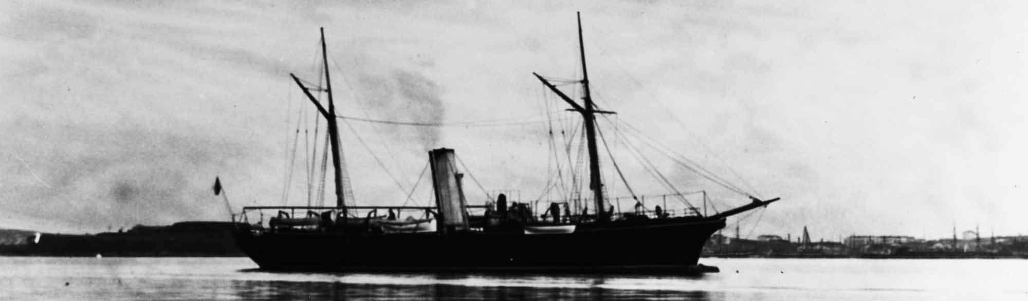Zara class torpedo vessels (1880)