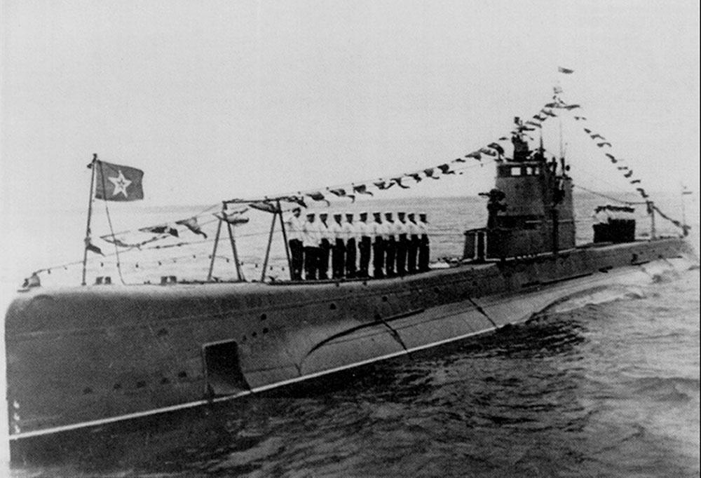 Serie III Shchuka class