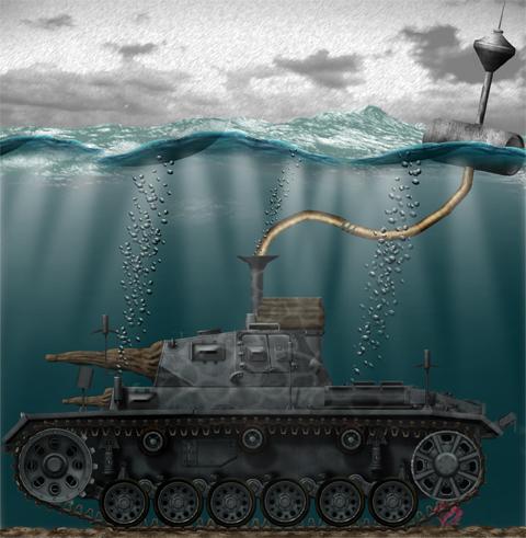 Tauchpanzer III