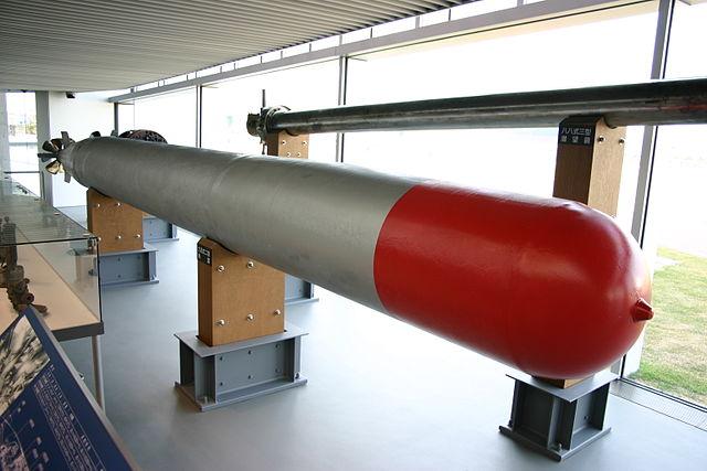 Type 95 oxygen torpedo