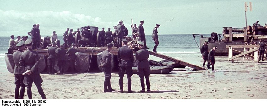 Bundesarchiv Operation Seelowe
