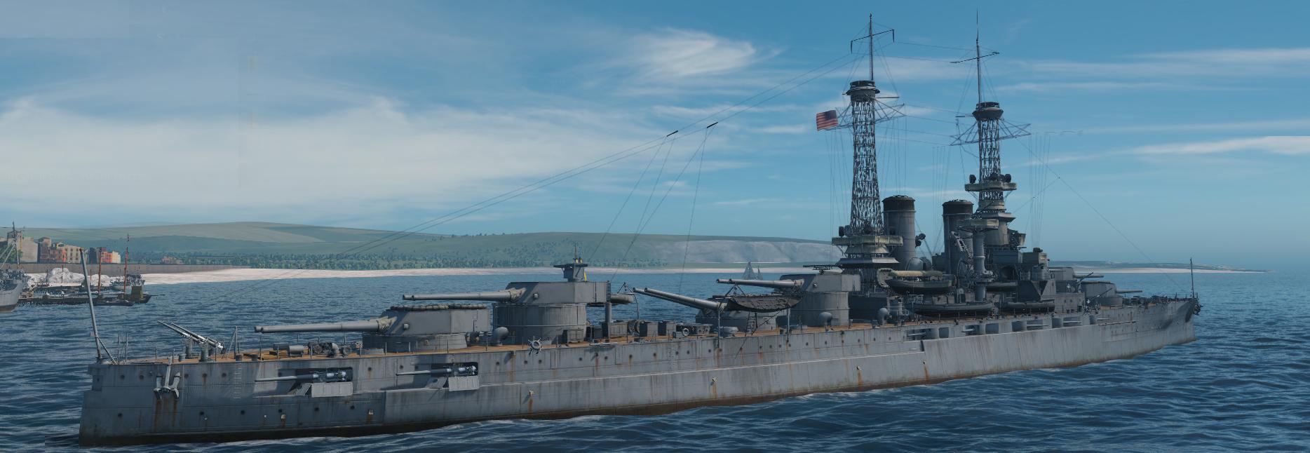 Wyoming class battleships (1911)