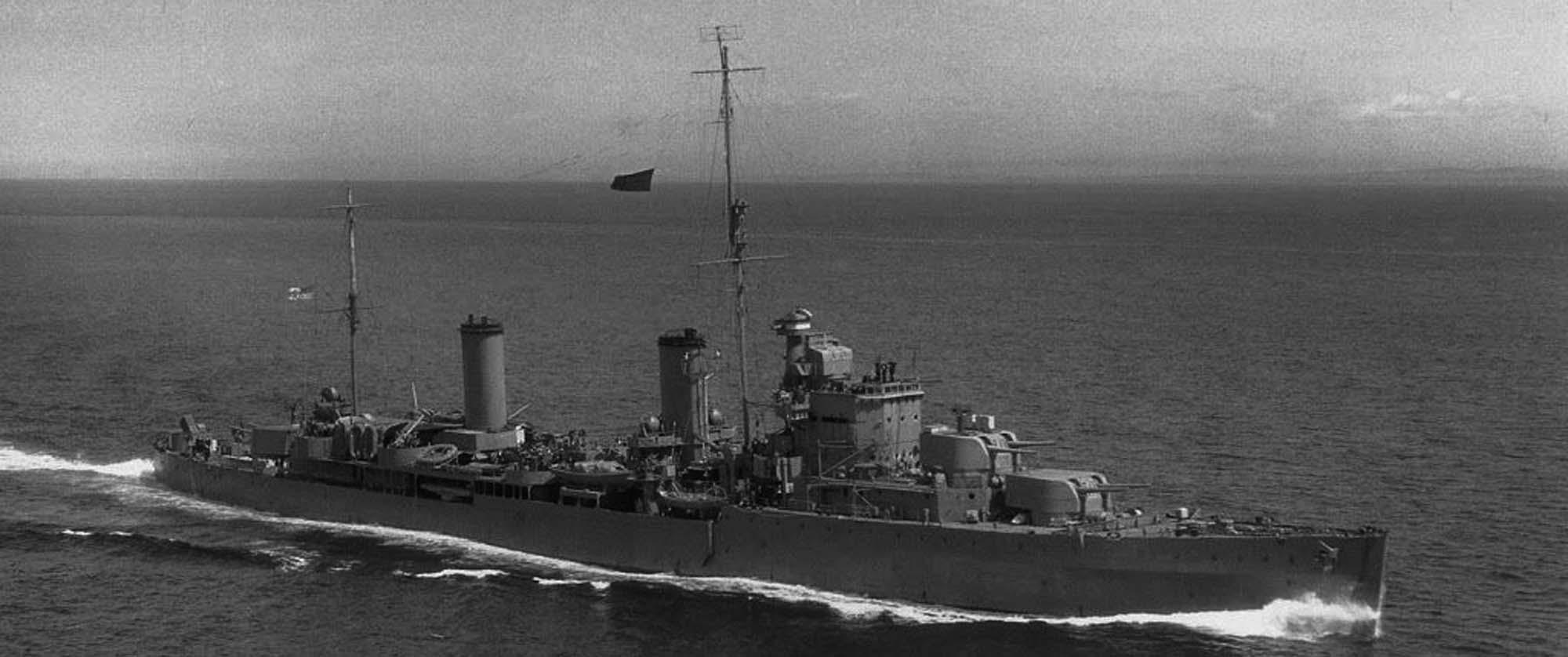 Arethusa class cruisers (1934)