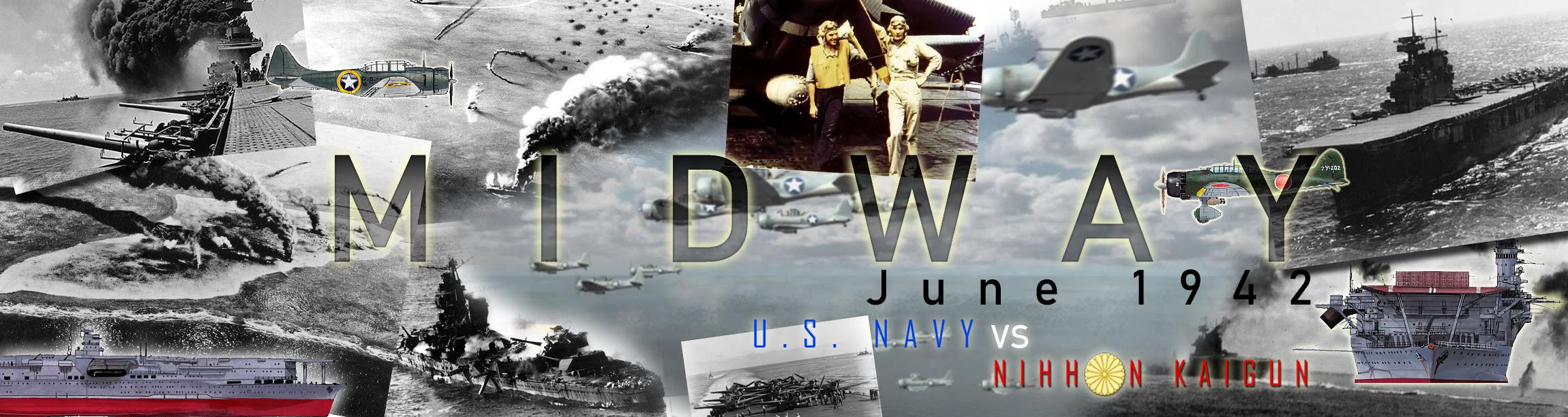 Battle of Midway (4-7 June 1942)