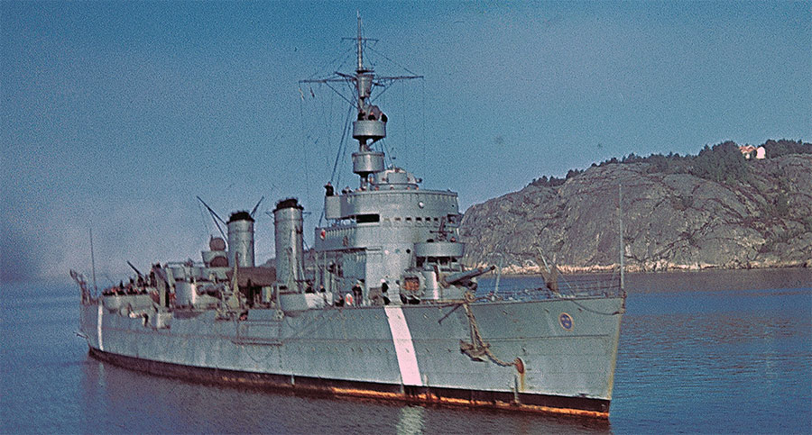 HSwMS Fylgia