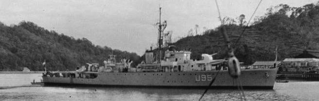 HMIS Sutlej 1945