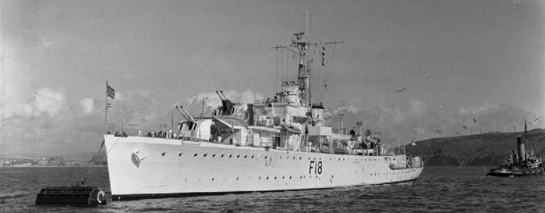 HMSFlamingo 1949 IWM