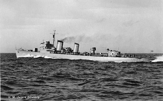 Göteborg class