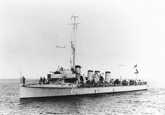 HMS Hugin