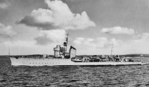 HMS Romulus
