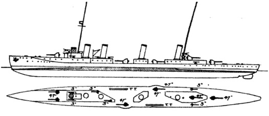 Marsala line drawing