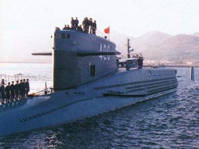 Xia class in harbor