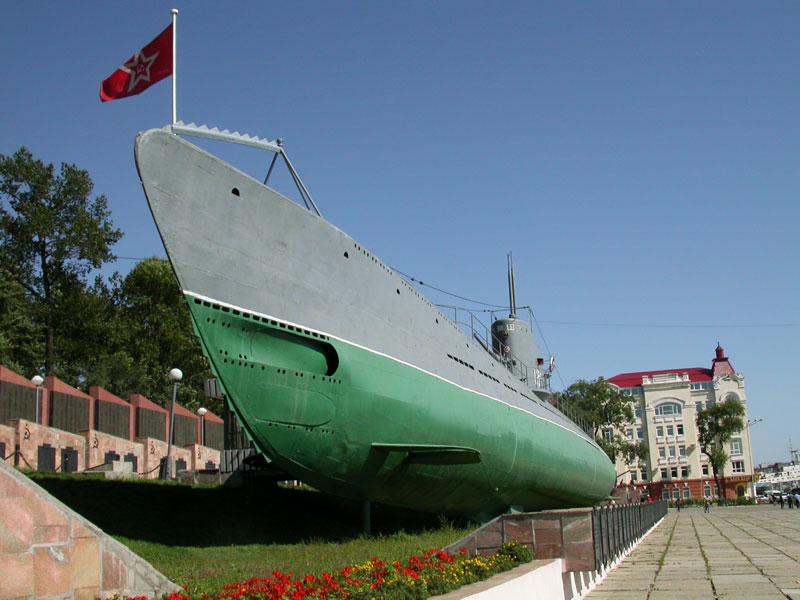S56 memorial Vladivostock