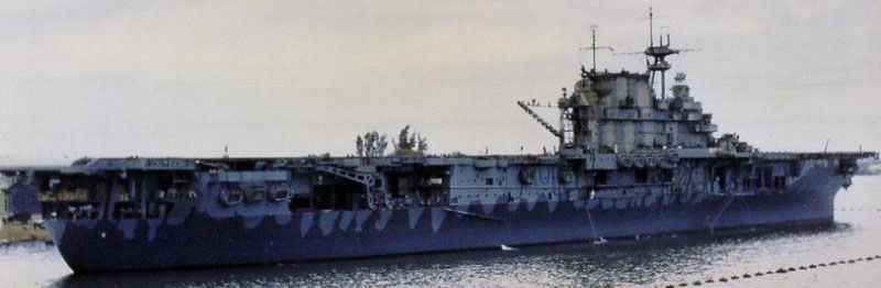 USS Hornet 1942