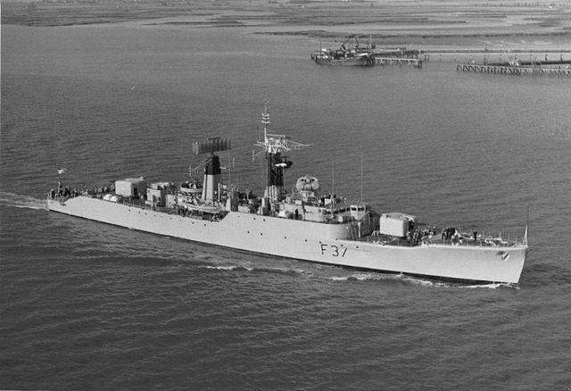 HMS Jaguar (F37)