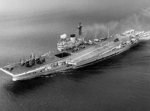 HMS Victorious 1959