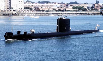 HMS Oberon